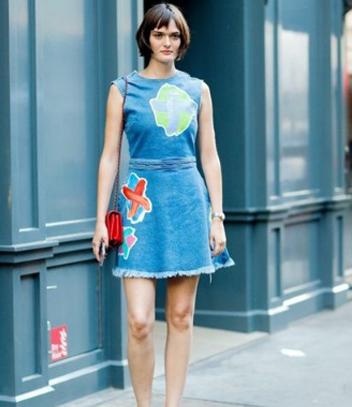 夏季什么裙子最火爆?这13款裙子简直美炸了