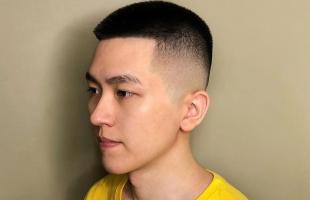 男生剪对发型很重要 剪这4款流行发型长相一般也变帅