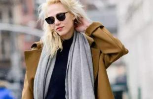 冬季大衣流行穿搭有什么值得借鉴的?