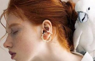 有哪些好看小众又高级的耳夹呢?
