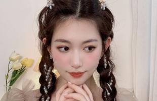 可爱麻花辫发型有哪些?有哪些好看的编发发型?