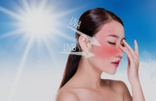 夏季如何防晒黑?物理防晒和化学防晒都很重要!