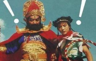 《西游记》里最美的女妖精,连唐僧都叫她娘子