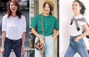 轻熟女人怎么穿牛仔裤更时髦?建议用这3种穿搭方法