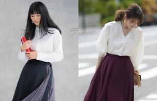 如何把白衬衫穿出时髦感?试试这5条穿搭思路